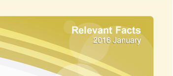 Relevant Facts - January 2016