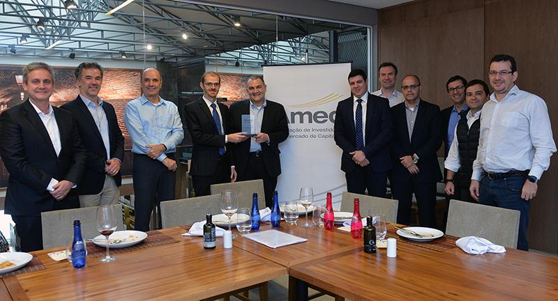 BR Distribuidora recebe Prêmio Amec de Eventos Corporativos 2019