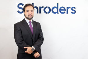 Daniel Celano, Country Head da Schroders no Brasil
